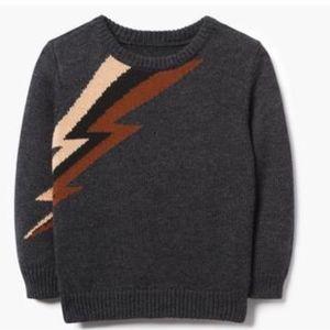 Gymboree Boy's Lighting Sweater NEW